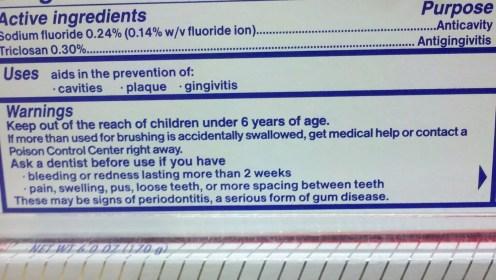 flouride-toothpaste