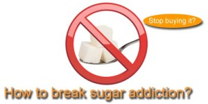 break sugar add