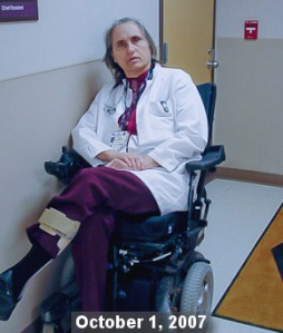Dr Terry Wahls-2nd stage Multiple Sclerosis-The Wahls Foundation-www.terrywahls.com