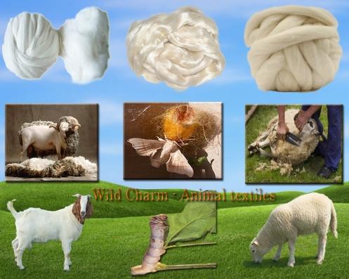 textile-natual-animal-fiber-fibre-wool-cashmere-sheep-goat-silk
