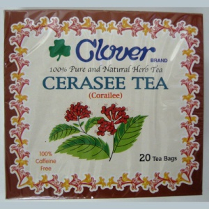 Clover-Brand-Cerasee-Tea-48-20-Tea-Bags-of-1_5g-each-