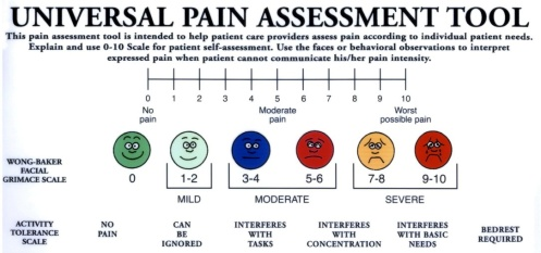 Pain-Scale-Wong-Baker